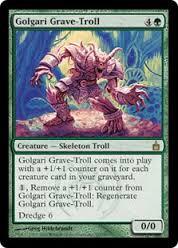 golgari-troll