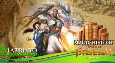 [003] MAGIC HISTORY – I Personaggi di Dominaria